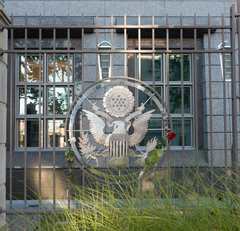 Download Great Seal Of The United States Editorial Photography - Image: 35093302