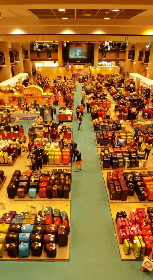 Download Great Singapore Sale Of Luggage Bags Editorial Photo - Image: 31363851