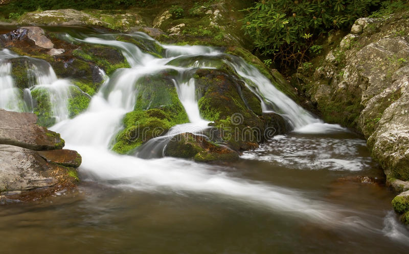 Download Great Smoky Mountains Cascades Stock Photo - Image of beauty, outdoor: 20372228