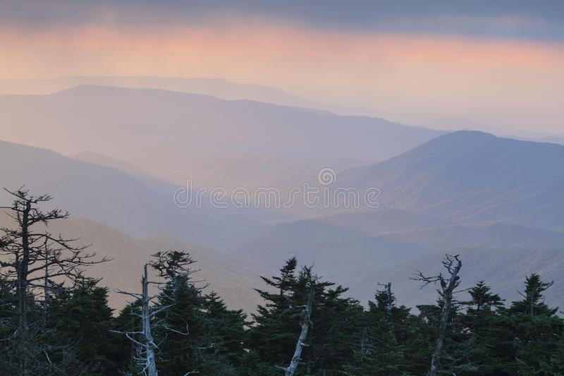 Great Smoky Mountains stock photography