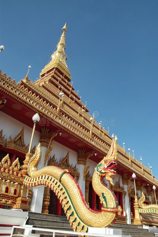 The Great Stupa stock photography
