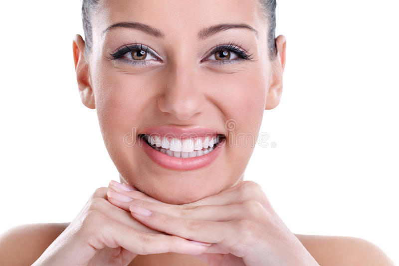 Great teeth stock photos