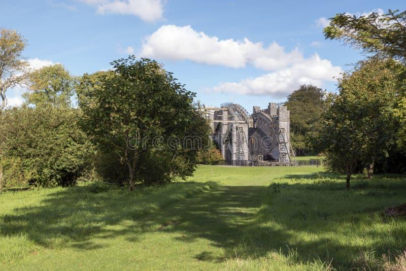 Great Telescope at Birr Castle royalty free stock photo
