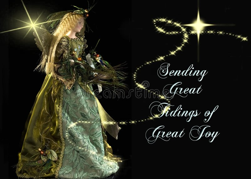 Download Great Tidings Of Great Joy Royalty Free Stock Image - Image: 7234536