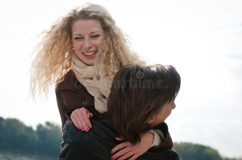 Download Great Time - Young Couple Together Stock Images - Image: 21891034