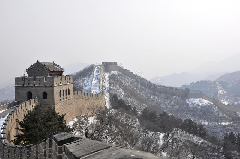 Download Great Wall stock image. Image of great, chinese, beijing - 13788097