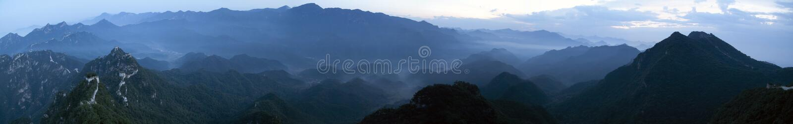 Download The Great Wall stock photo. Image of jinshaling, chinese - 15843506