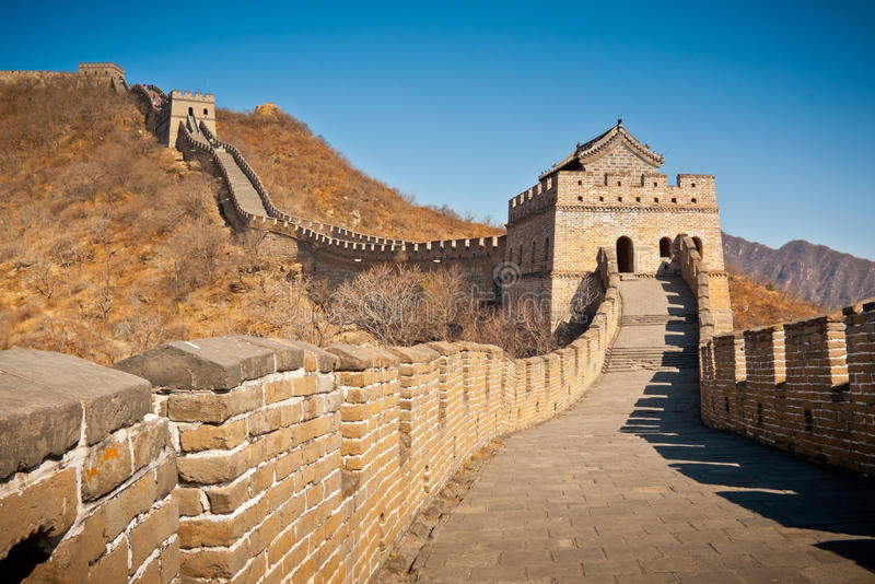 Download Great Wall Stock Photo - Image: 28926310