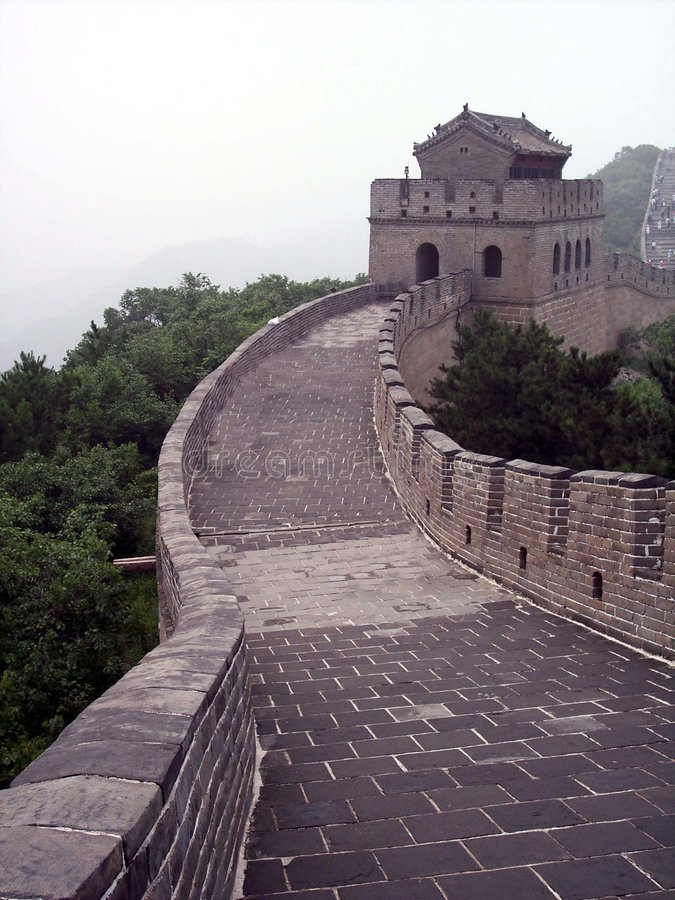 Free Great Wall Royalty Free Stock Image - 5387336