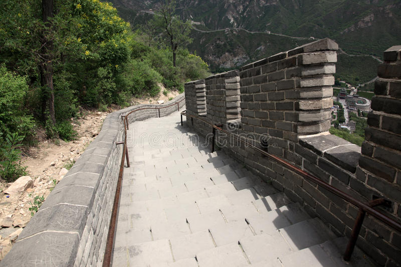 Download Great Wall, Beijing stock photo. Image of dynasty, history - 27528828