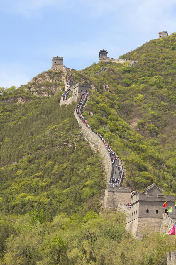 Download The Great Wall Of China Royalty Free Stock Photo - Image: 20582525