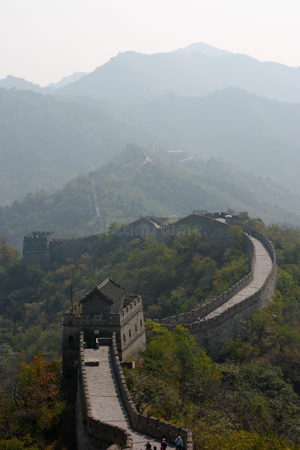 Download Great Wall of China stock image. Image of historic, china - 22914475