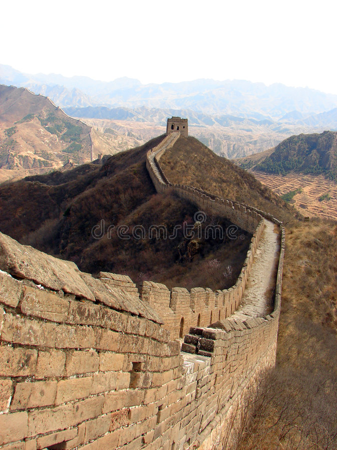 Download Great Wall Of China Royalty Free Stock Photo - Image: 2323755