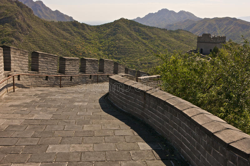 Download The Great Wall of China stock photo. Image of orient - 23362928