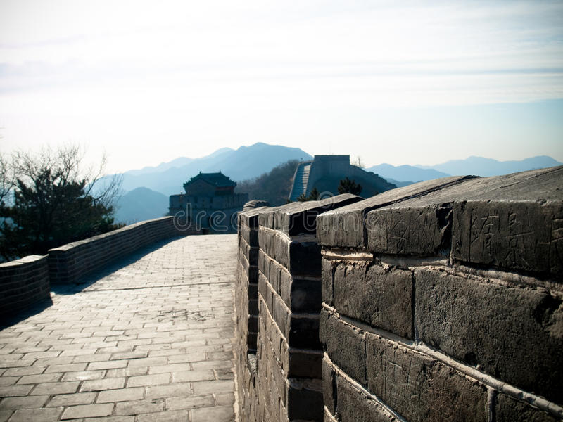 Download The Great Wall Of China Royalty Free Stock Photos - Image: 24303868