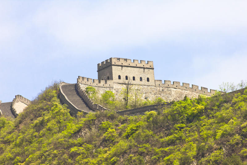 Download Great Wall, China Stock Images - Image: 25419754