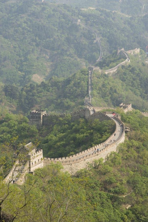 Download Great Wall Of China Mutianyu Stock Image - Image: 15246817