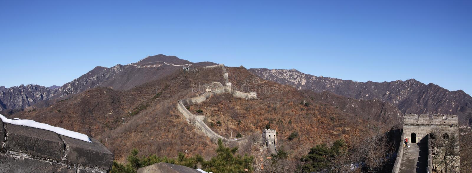 Download Great Wall Of China Mutianyu Beijing Stock Image - Image: 13345121