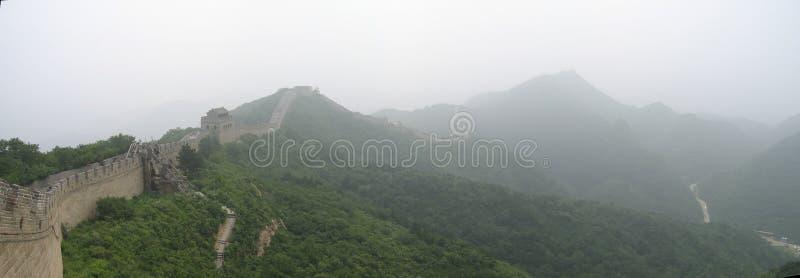 Download Great Wall Of China Panorama Stock Photo - Image: 5731406