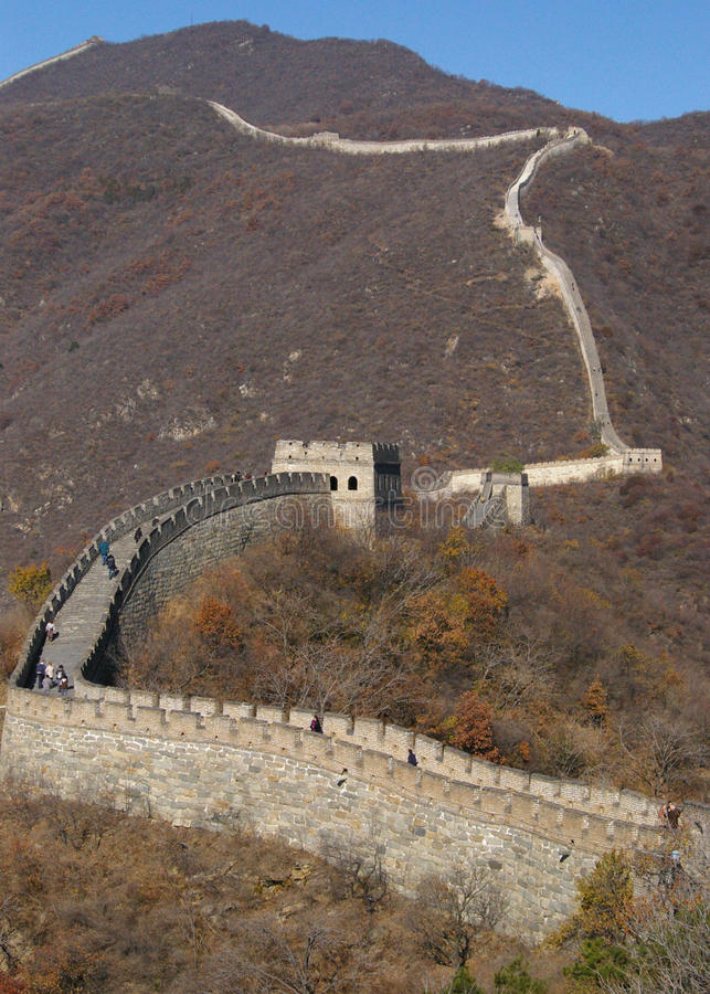 Free Great Wall Of China Stock Image - 10328481