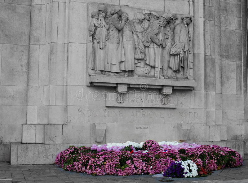 Download Great War Memorial In Lille Stock Image - Image: 12081291