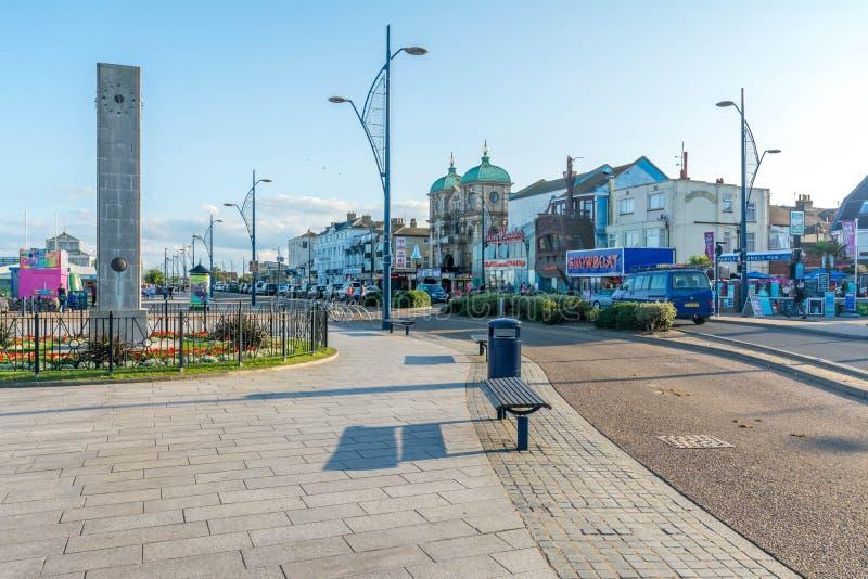 Great Yarmouth em Inglaterra fotos de stock royalty free