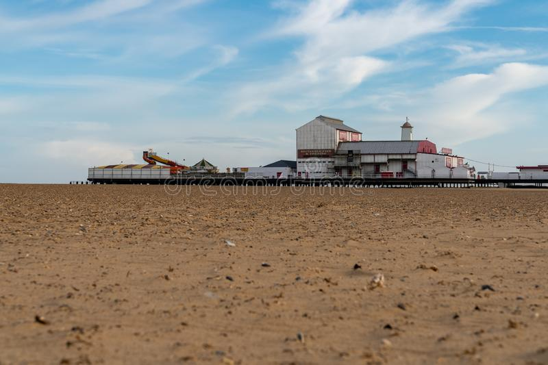 Great Yarmouth, Norfolk, Angleterre, R-U images libres de droits