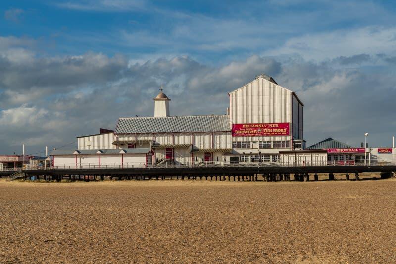 Great Yarmouth, Norfolk, Angleterre, R-U image libre de droits