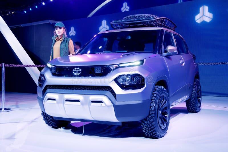 Auto Expo 2020, Greater Noida, India royalty free stock photo