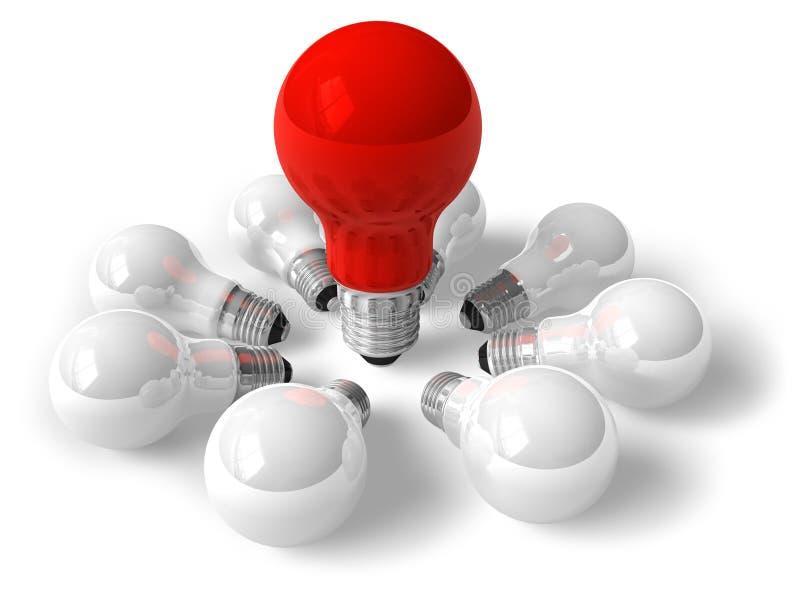 The Greatest Idea stock illustration