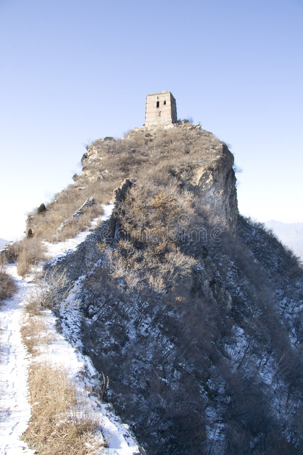greatwall obrazy royalty free