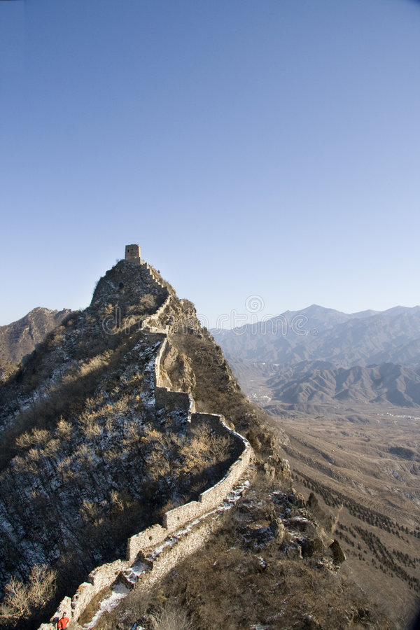 Greatwall stock image