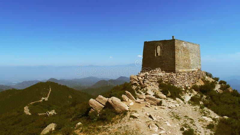Greatwall Changyucheng Wysoki wierza zdjęcie royalty free