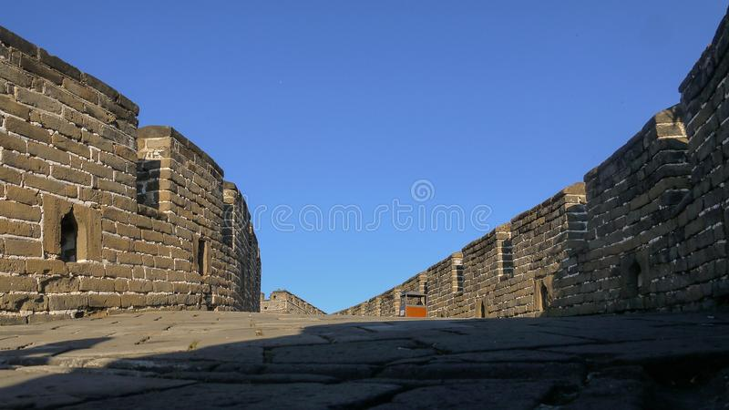 Greatwall royalty free stock images