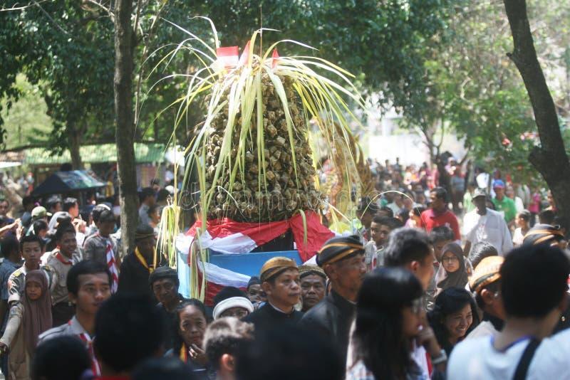 Download Grebeg Syawal Ritual Editorial Stock Image - Image: 31689324