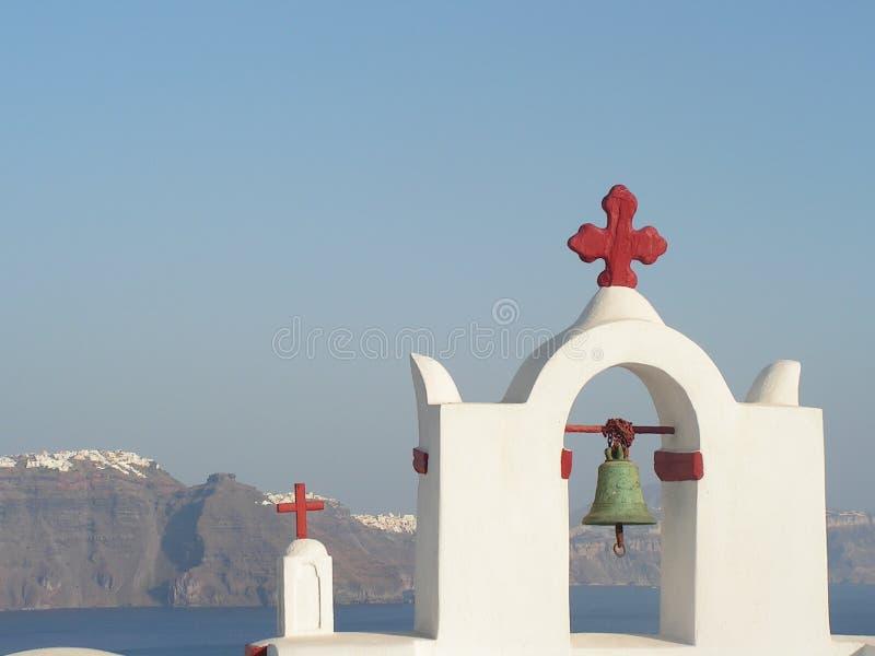greca chiesa στοκ εικόνες