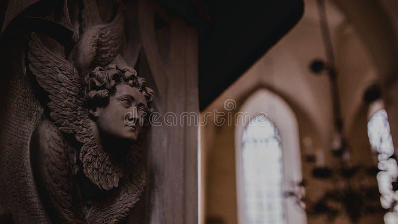Greca Tallinn de la iglesia foto de archivo libre de regalías