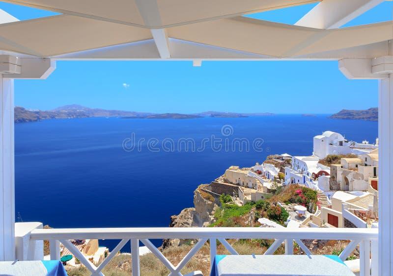 Grecia Santorini imágenes de archivo libres de regalías