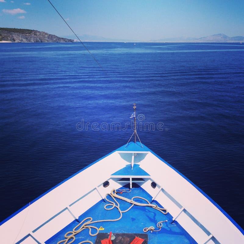 Grecja obraz royalty free