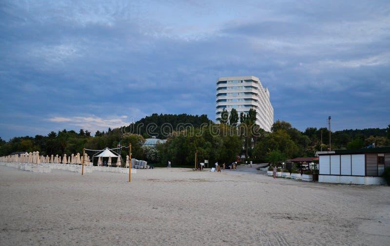 Grecja hotel zdjęcia royalty free