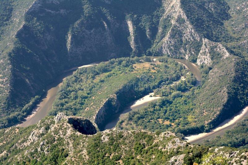 Grecja, Nestos obraz royalty free