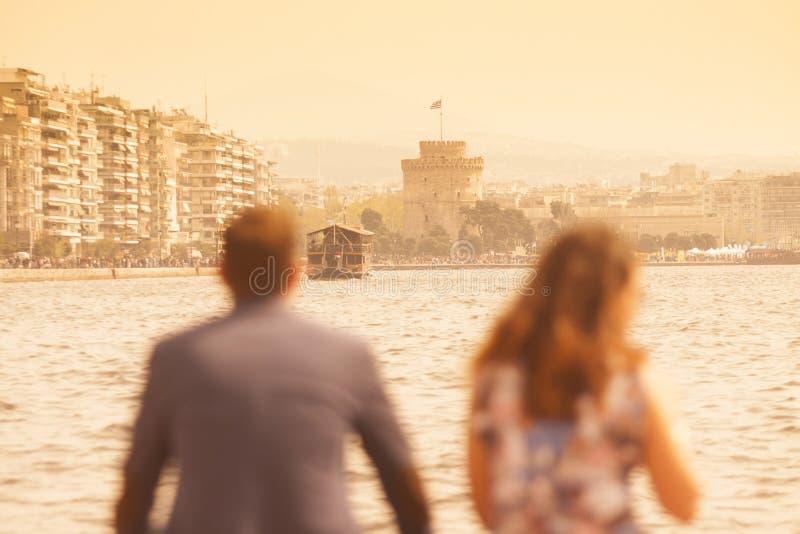 Grecja, Saloniki zdjęcie stock