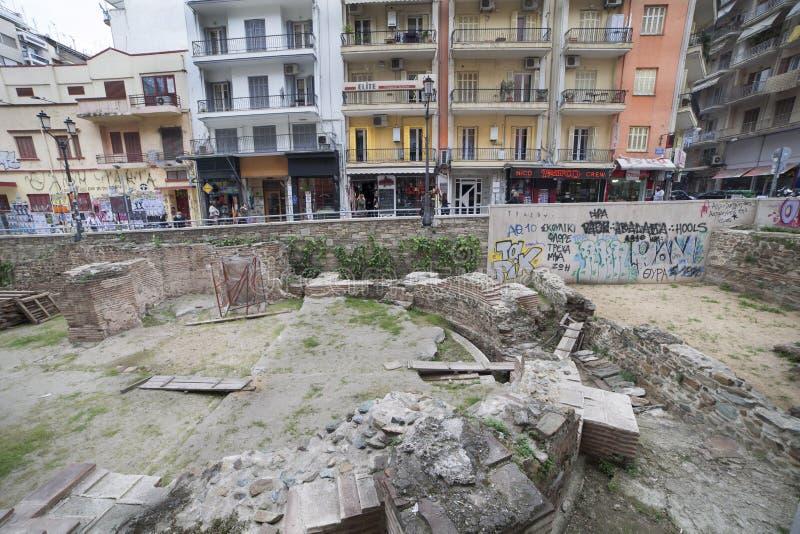 Grecja, Saloniki zdjęcie royalty free