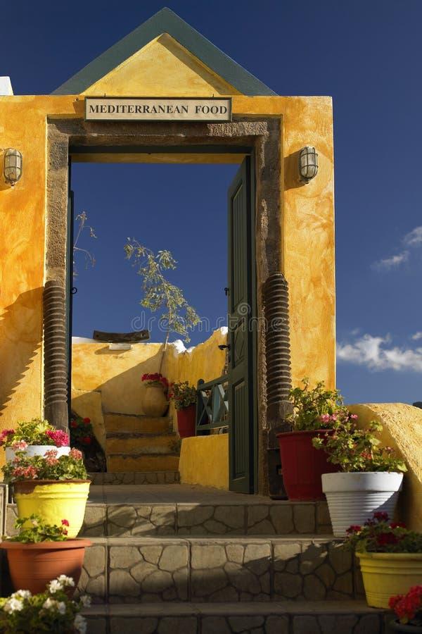 Grecja - Santorini - Cyclades fotografia stock