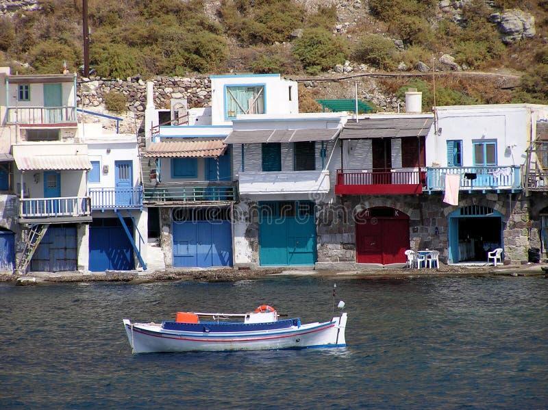 greece ömilos arkivbild