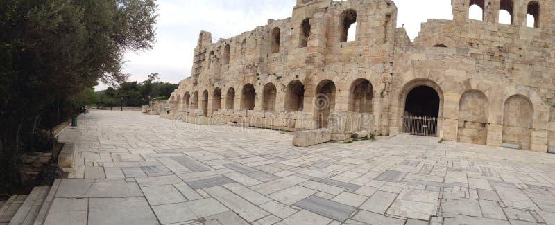 Greece Athens acropolis stock photography
