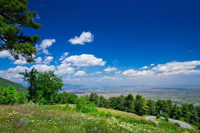 Download Greece stock photo. Image of cyan, panorama, cliff, fishing - 31481120