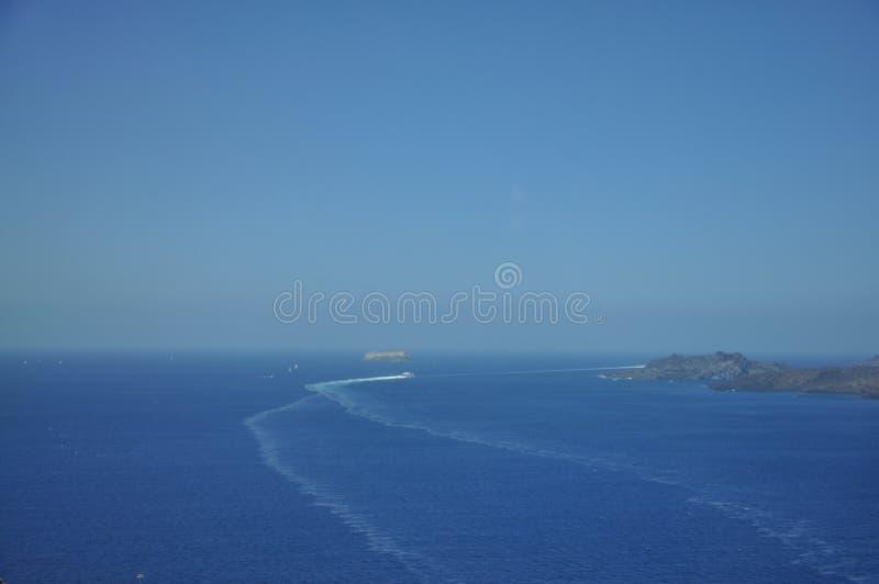 Greece bonito imagens de stock