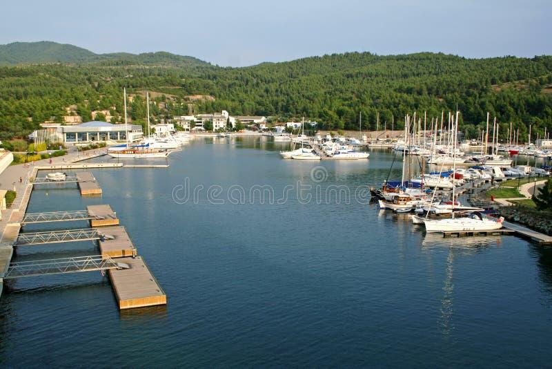 greece halkidiki sithonia zdjęcia royalty free