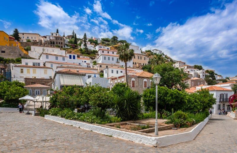 greece hydra zdjęcie royalty free